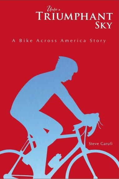 Bike Across USA Book