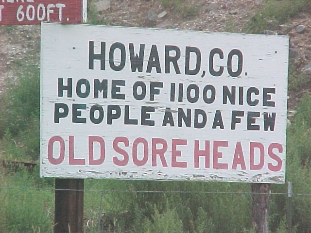 Howard, Colorado