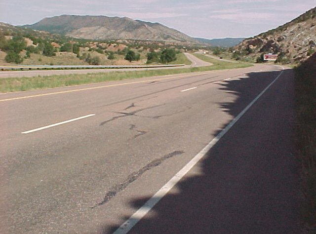 Highway 50 in Colorado