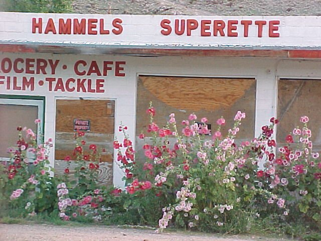 Hammels Superette in Saguache, CO
