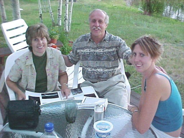 Driessen Family in Pagosa Springs