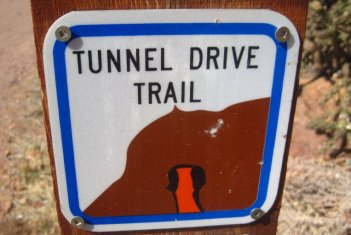 Tunnel Drive Trail
