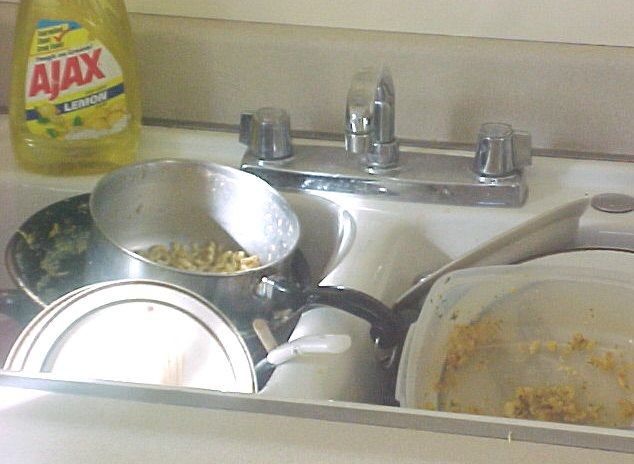 Dirty Dishes!