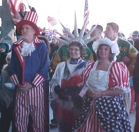 American Costumes