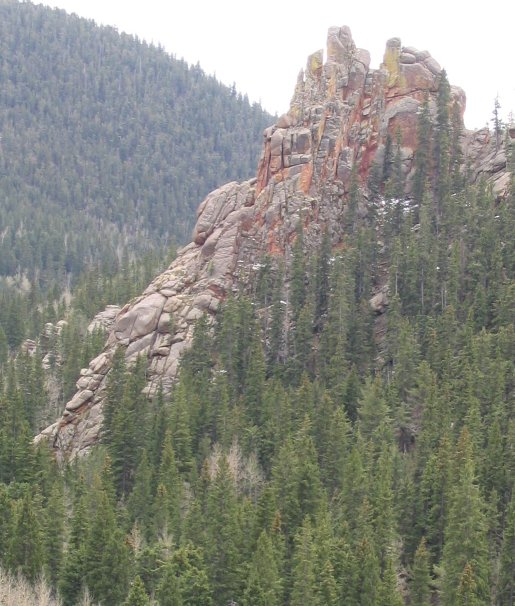 Gold Camp Road: Scenic Drive West Of Colorado Springs