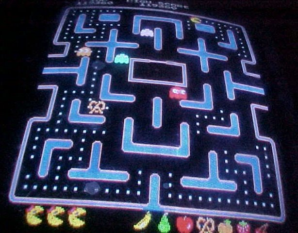 Ms. Pac Man Game