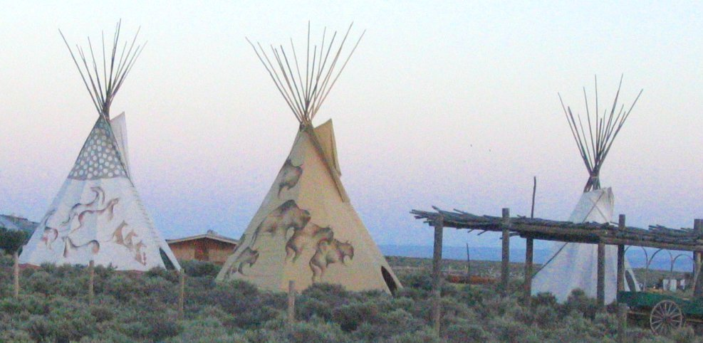 New Mexico Tipi