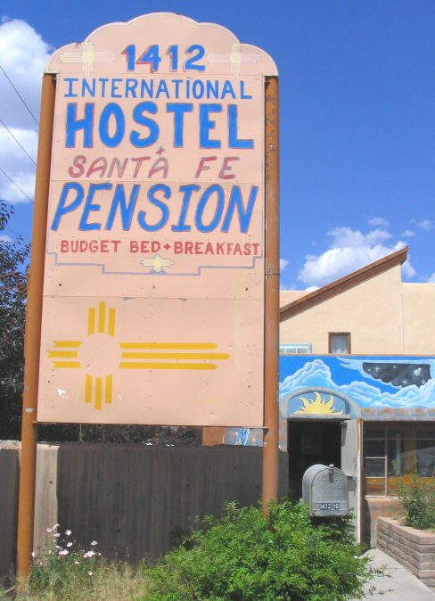 Hostel in Santa Fe, NM