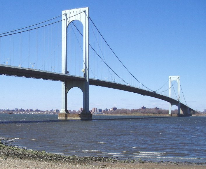 Whitestone Bridge, NY