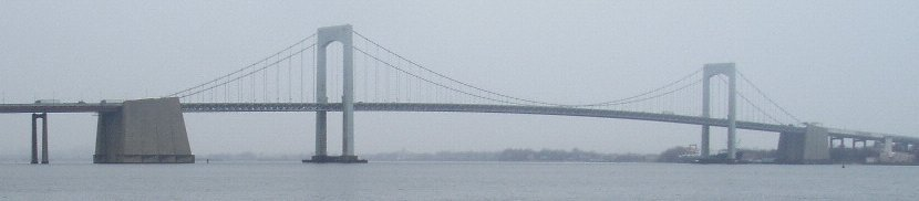 Throgs Neck Bridge, NY