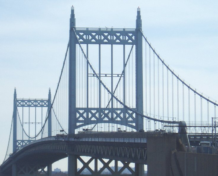 Triboro Bridge, NY