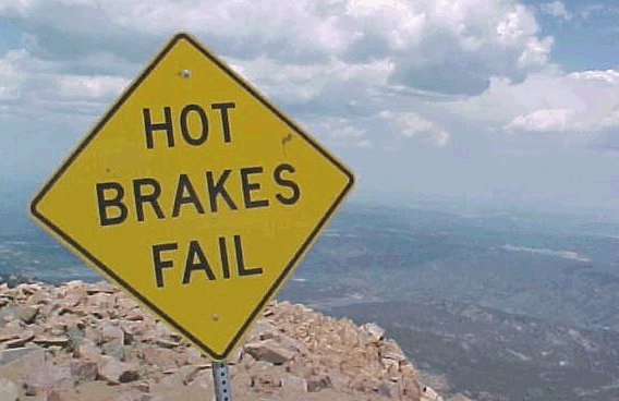 Hot Breaks Fail