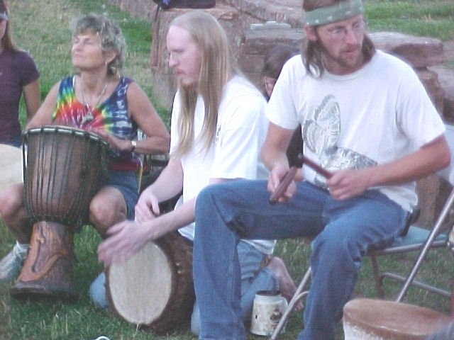 Manitou Springs Drum Circle