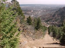 Manitou Incline View