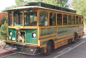 Manitou Springs Trolley