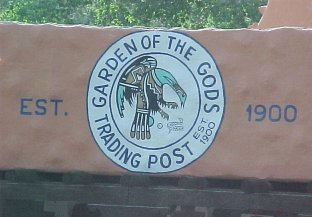 Garden of the Gods Trading Post