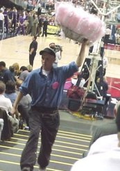 Cotton Candy Vendor