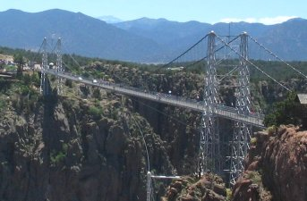 Royal Gorge, CO