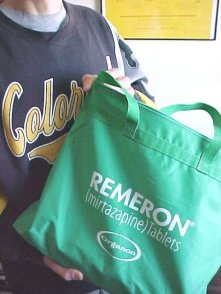 Remeton Tote Bag