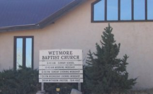 Wetmore Baptist Church