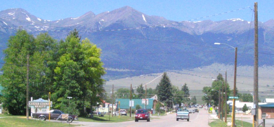 Silver Cliff and Westcliffe, CO